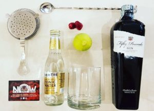 Fifty Pounds Gin Fever-tree tonic