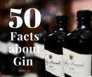 50 Gin Facts Fifty Pounds