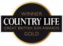 Fifty Pounds Gin: Country Life Award winner