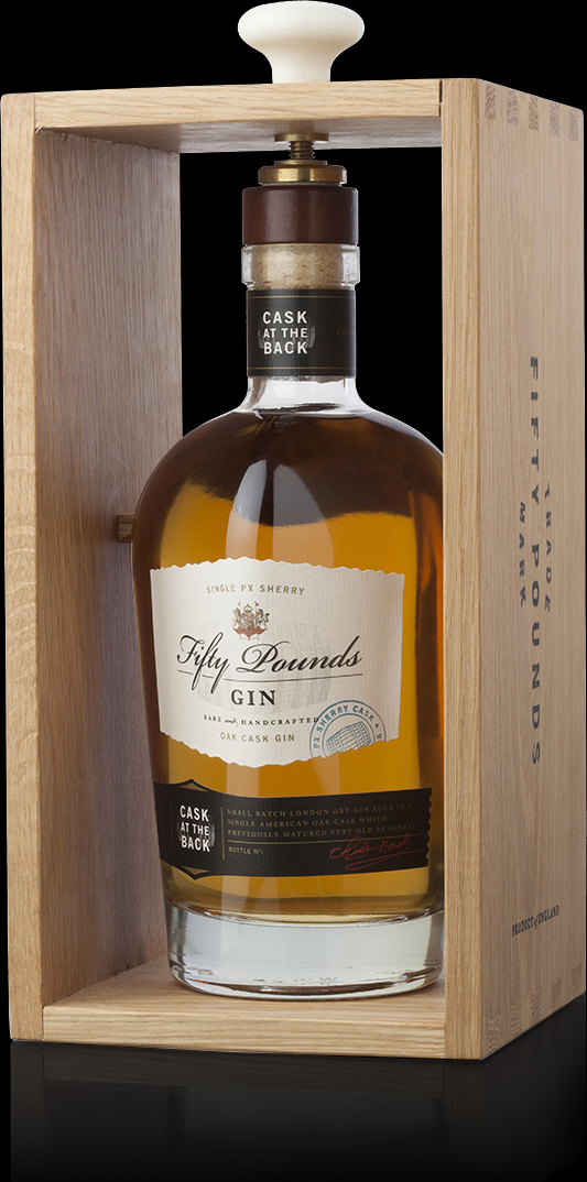 Fifty Pounds Oak Cask Gin - Special Edition