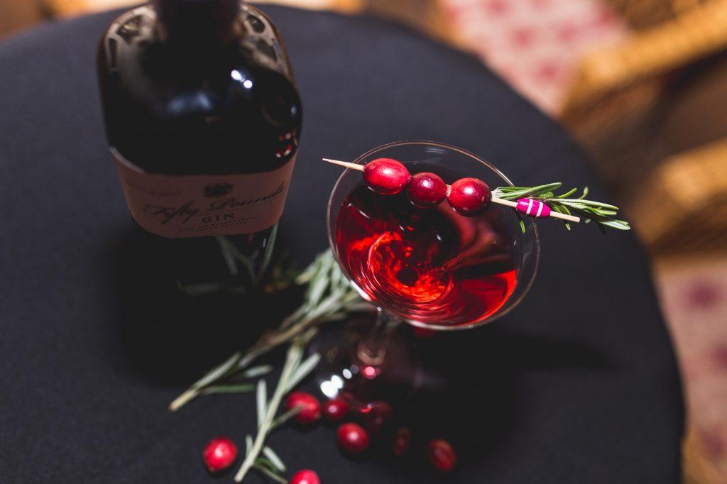 Christmas Martini Gin