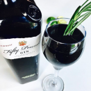 Black Rosemary Gimlet