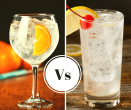 Fifty Pounds Gin: highball or balloon glass?