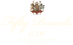 Fifty Pounds Gin - Age Validation